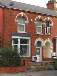 Thumbnail 4 bedroom terraced house to rent in Hainton Avenue, Grimsby