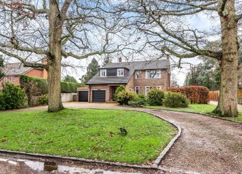 Lynx Hill, East Horsley, Leatherhead KT24. 4 bed detached house for sale