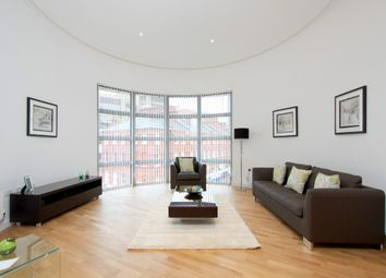 Thumbnail 3 bed flat to rent in Globe House, Aldgate East