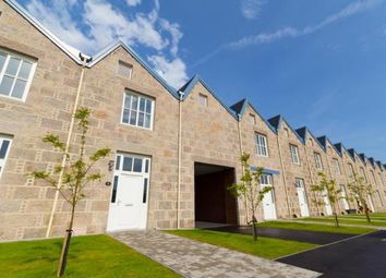 Thumbnail 3 bed flat to rent in Crossover Road, Inverurie