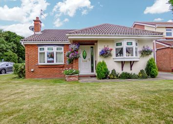 Thumbnail 2 bed bungalow for sale in Hilton Drive, Peterlee