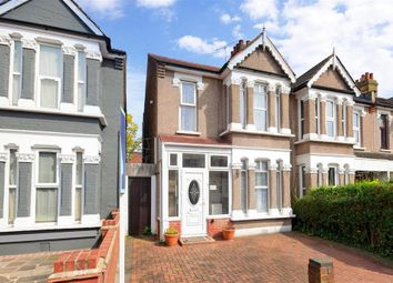 Thumbnail 3 bedroom end terrace house for sale in Westwood Road, Ilford, Essex