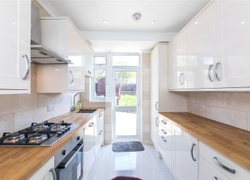 Thumbnail 3 bed end terrace house to rent in Park Road, Wembley