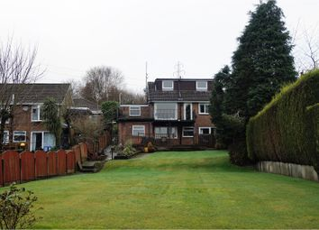 Thumbnail 4 bedroom detached house for sale in Harewood Road, Rochdale