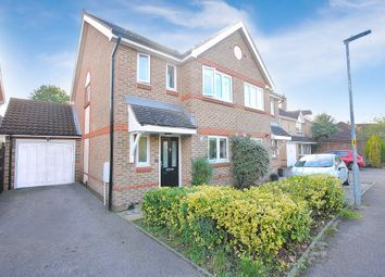 Thumbnail 3 bed property to rent in Millers Close, St Michaels Mead, Bishops Stortford