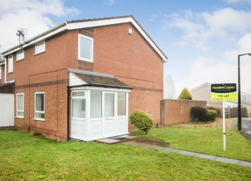 Thumbnail 2 bedroom end terrace house to rent in Okehampton Crescent, Mapperley, Nottingham