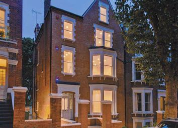 Thumbnail 3 bed flat for sale in Tanza Road, London