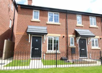 Thumbnail 3 bed end terrace house for sale in Henry Littler Way, Whittingham, Preston