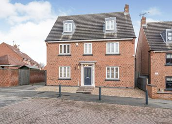 Thumbnail 5 bed detached house for sale in Blenkinsop Way, Leeds, West Yorkshire