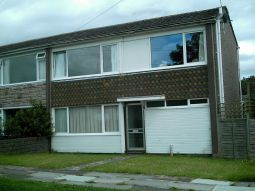 Thumbnail 3 bed semi-detached house to rent in Windsor Close, Llantwit Major