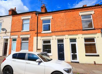 Thumbnail 4 bedroom terraced house to rent in Tewkesbury Street, West End, Leicester