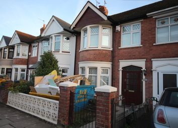 Thumbnail 3 bed terraced house to rent in Farren Road, Coventry
