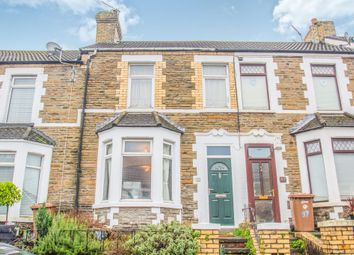 Thumbnail 2 bed terraced house for sale in Van Road, Caerphilly