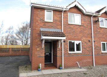 Thumbnail 2 bed semi-detached house for sale in Betony Close, Scunthorpe