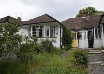 Thumbnail 2 bed semi-detached bungalow for sale in St. Leonards Rise, Orpington, Kent