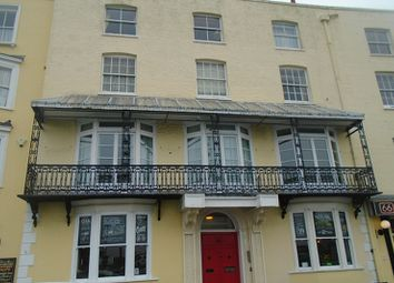 Thumbnail 2 bed flat to rent in Castle Apartments, Harbour Parade, Ramsgate