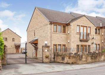 Thumbnail 2 bed flat for sale in Church Road, Roberttown, West Yorkshire