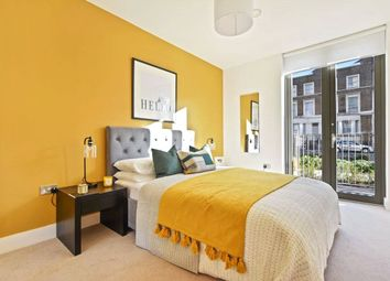 Thumbnail 3 bed flat for sale in Park Terrace, London