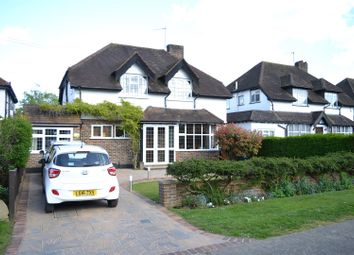 Thumbnail 4 bed property for sale in Woodcote Hurst, Epsom
