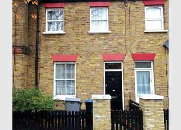 Thumbnail 3 bed terraced house for sale in Quainton Street, London