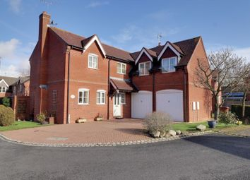 4 bed detached house for sale in Brookfield Court, Haughton, Stafford ST18