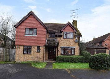Thumbnail 4 bed detached house for sale in Rainworth Close, Reading