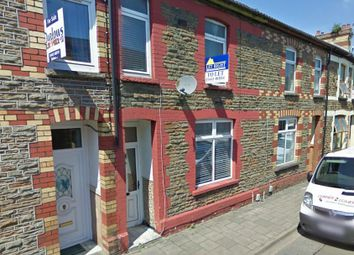 Thumbnail 4 bed terraced house to rent in Meadow Street, Treforest, Pontypridd