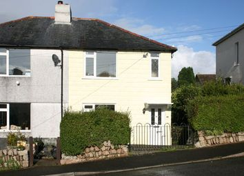 Thumbnail 3 bed semi-detached house to rent in Whitham Park, Tavistock