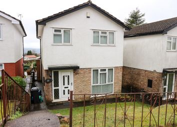 Thumbnail 3 bed detached house for sale in Brecon Rise, Pant, Merthyr Tydfil