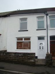 Thumbnail 3 bed terraced house to rent in Niagara Street, Treforest, Pontypridd