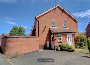 Thumbnail 1 bed terraced house to rent in Hadfield Way, Fordbridge, Birmingham