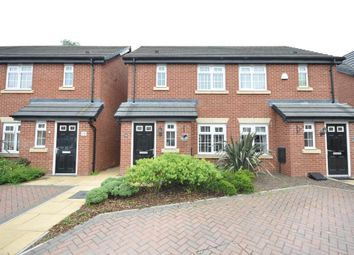 Thumbnail 2 bedroom semi-detached house for sale in St Edwards Chase, Fulwood, Preston, Lancashire