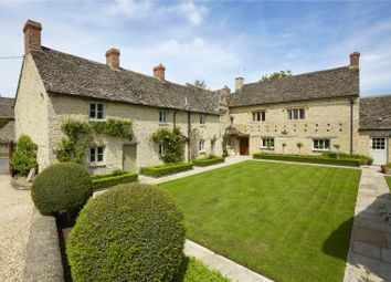 Thumbnail 7 bed detached house for sale in Poffley End, Hailey, Witney