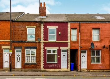 Thumbnail 3 bed terraced house to rent in Upwell Street, Sheffield