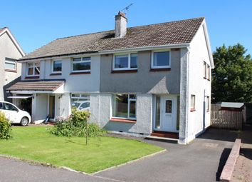 Thumbnail 3 bed property for sale in Abbotsford Crescent, Strathaven