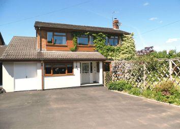 Thumbnail 4 bed detached house for sale in Lion Lane, Cleobury Mortimer, Kidderminster