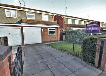 Thumbnail 3 bed semi-detached house for sale in Frankwell Drive, Coventry