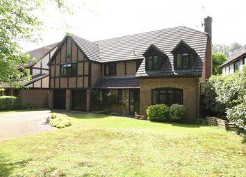 Thumbnail 5 bed detached house for sale in Lansdowne Road, Frimley Green