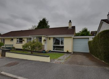 Thumbnail 4 bed bungalow for sale in Springfield Way, Threemilestone, Truro, Cornwall