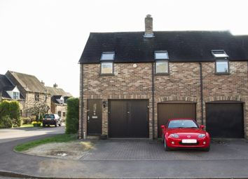 Thumbnail 1 bed semi-detached house for sale in Cotswold Meadow, Curbridge, Witney