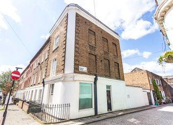 Thumbnail 3 bed end terrace house for sale in Leverton Street, Kentish Town, London