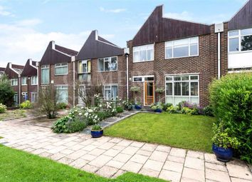 Thumbnail 4 bed terraced house for sale in St. Hildas Close, Brondesbury Park, London