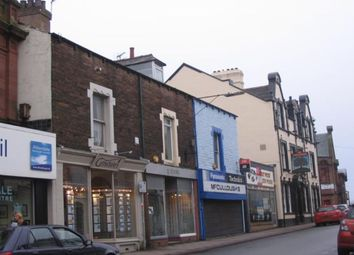 Thumbnail 3 bed flat to rent in Finkle Street, Workington