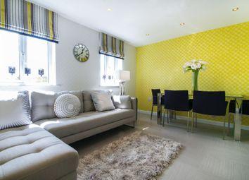 "Thumbnail 3 bedroom terraced house for sale in ""Carradale"" at Liberton Gardens, Liberton, Edinburgh"