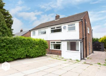 Thumbnail 3 bed semi-detached house for sale in Seaford Road, Bolton, Greater Manchester