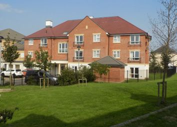 Thumbnail 1 bed flat for sale in Guernsey Lane, Swindon