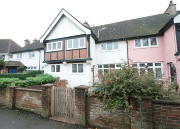 Thumbnail 3 bed terraced house to rent in South Strand, East Preston, West Sussex