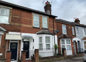 Thumbnail 3 bed terraced house for sale in Macnaghten Road, Southampton