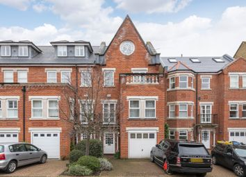 4 bed end terrace house for sale in Roseneath Road, London SW11