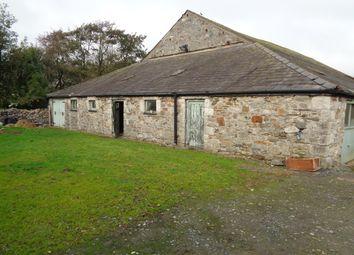 Thumbnail 3 bed barn conversion for sale in Moat Farm, Aldingham